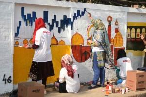 street Art Pakistan-Sialkot 19