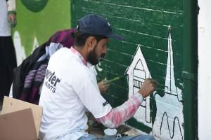 street Art Pakistan-Sialkot 24