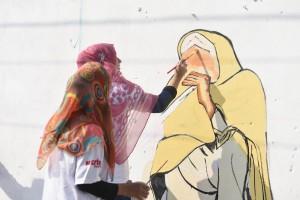 street Art Pakistan-Sialkot 4
