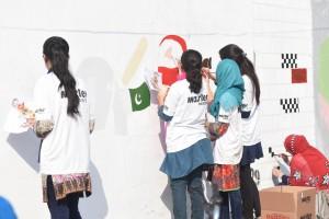 street Art Pakistan-Sialkot 7