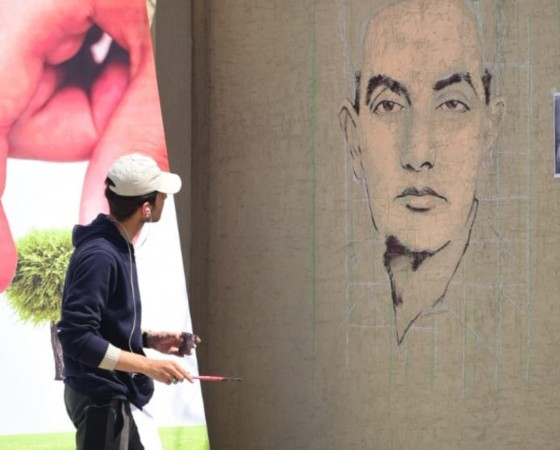 Street Art Competition reflects students' love for culture, national heroes