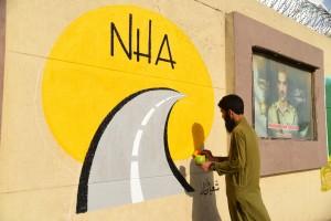 street Art Pakistan-Rawalpindi1